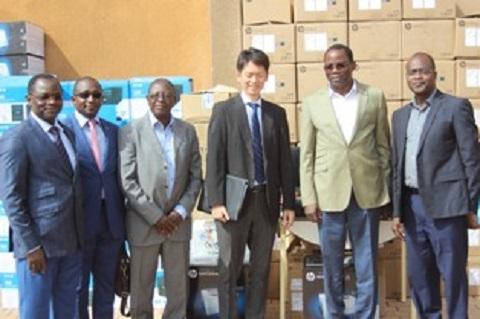 Interconnexion des douanes burkinabè et togolaise: Des équipements de pointe pour réaliser de nobles ambitions