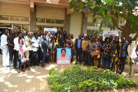Cyber sécurité: «Africtivistes» construit des boucliers anti menace pour les journalistes et activistes burkinabè