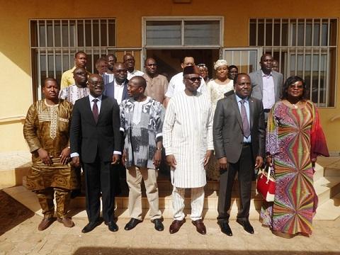 Genre et droits humains: 35 professionnels renforcent leurs capacités à l'Université Ouaga 2