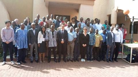 Projet Ebovac2: Des chercheurs sont outillés sur la recherche clinique vaccinale à Bobo-Dioulasso