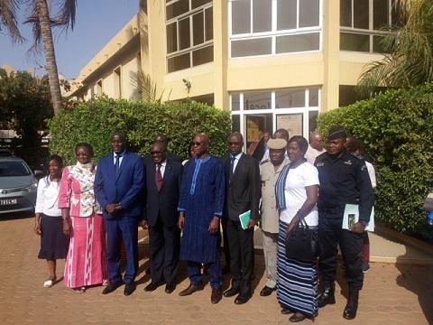 AFRICALLIA 2018: Les membres du comité d'organisation officiellement installés