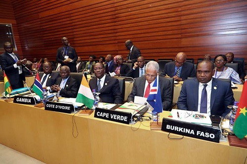 Sommet extraordinaire des chefs d'Etat et de gouvernement de la CEDEAO: La répartition des postes de Commissaires et la situation en Guinée-Bissau à l'ordre du jour
