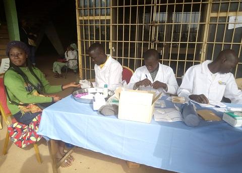 Dépistage de l'hépatite: La campagne a connu de l'engouement