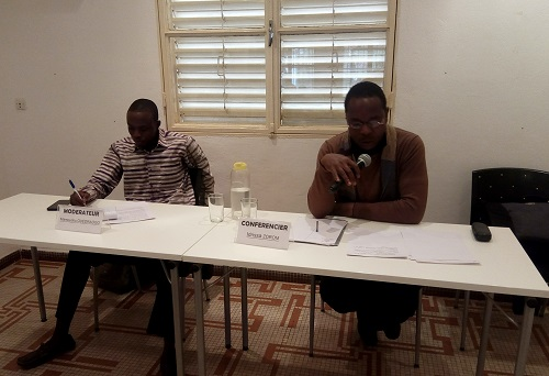 Diplomatie:  Idrissa Zorom déplore une faible mise en valeur de la diplomatie culturelle