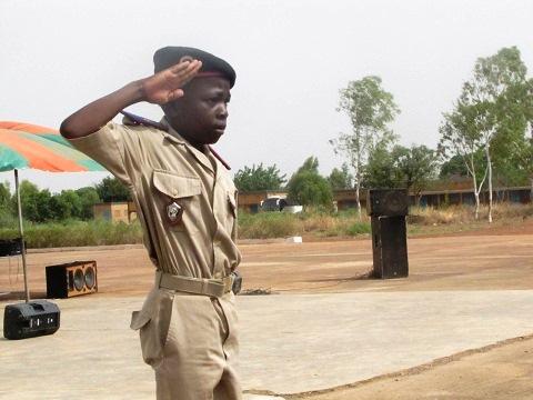 Le Prytanée militaire du Kadiogo (PMK) recrute 60 élèves pour la rentrée 2018-2019