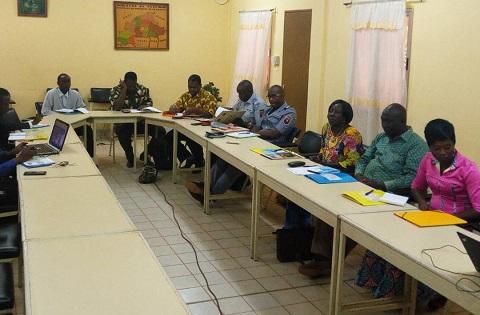 '' Enfants en danger, un phénomène grandissant au Burkina '', (juge Mathieu Lompo)