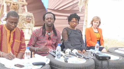 Culture: Le coup d'envoi de la 5e  édition du festival In out dance est donné