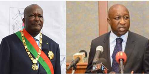 Remaniement ministériel: Voici la composition du Gouvernement Paul Kaba THIEBA III