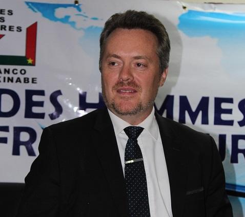 Club des hommes d'affaires franco-burkinabè: Philippe Prudent élu président