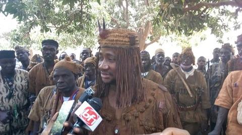 Grand Ouest du Burkina: Le chef des dozo, Aly Konaté, toujours opposé à l'installation des koglwéogo