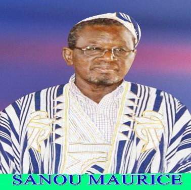 Décès  de MrSANOU Maurice: Remerciements et faire part
