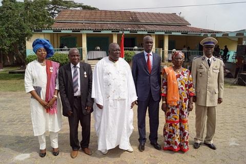 Côte d'Ivoire: Quatre membres de la communauté burkinabè reçoivent des distinctions honorifiques