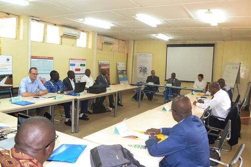 Institut international d'ingénierie de l'eau et de l'environnement (2iE): Un projet de conception de MOOC officiellement lancé à Ouagadougou