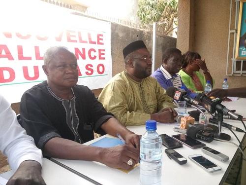 Procès du putsch manqué: «Nous sommes très inquiets» révèlent les responsables de la NAFA