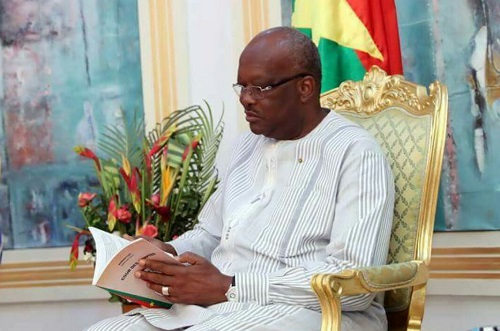 «Il faut absolument sauver le soldat Roch Kaboré face à la nouvelle constitution», selon le citoyen Souaibou Laura
