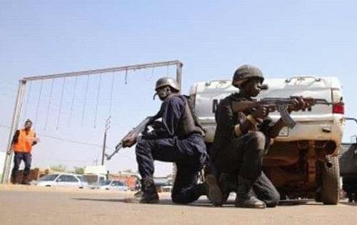 Lutte anti-terroriste au Burkina: Le ministère de la sécurité annonce la ténue d'un exercice dans la périphérie de Ouagadougou