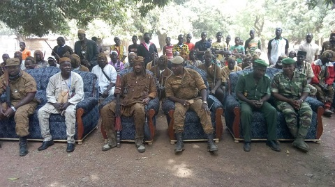 Karangasso vigué: L'ultimatum des dozos aux Koglweogo