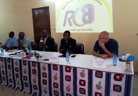 Radios catholiques du Burkina: Bientôt, un réseau radiophonique interdiocésain