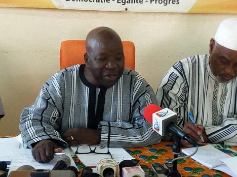 Jugement du dossier putsch: Simon Compaoré ''dénonce '' des manœuvres