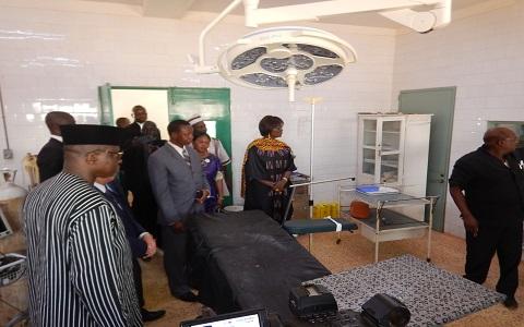 Coopération Burkina-Egypte: Une caravane médicale à Koudougou