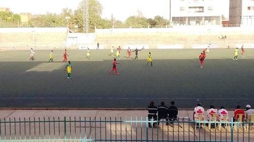 Championnat D1: L'ASFA a enfin sa première victoire