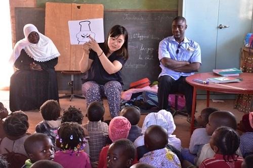 Coopération Japon-Burkina: Plus de 347 milliards investis entre 1979 et 2017