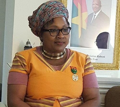 Ambassade du Burkina Faso en Italie: Remise de distinctions honorifiques