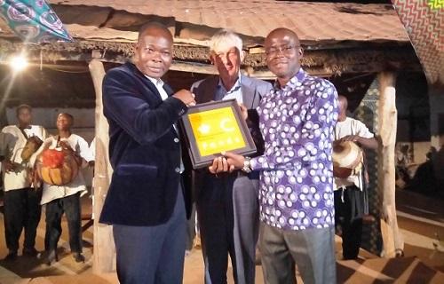 Prix Prince Claus: A Amsterdam et Ouagadougou, mêmes honneurs pour Francis Kéré