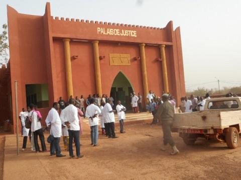 Procès de l'agent de santé Nonguébzanga Kaboré: La peine de six mois avec sursis confirmée