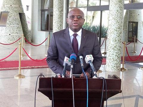 Conseil des ministres: La situation de Deou a