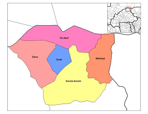 Région du Sahel: Le commissariat de police de Déou est bel et bien fonctionnel