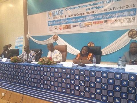 Développement: L'Union africaine des ONGs de développement veut jouer pleinement sa partition