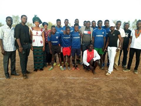 Complexe scolaire Joseph Cardin de Kokologho: C'est parti pour la 4ème édition de la compétition sportive inter-classes en football