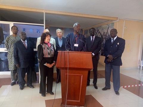 Diplomatie: Les ambassadeurs du Burkina à la retraite proposent leurs expériences et expertise au pays