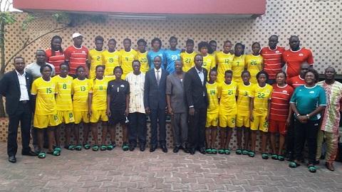 Le Sénégal éliminé par le Mali — Tournoi UFOA dames