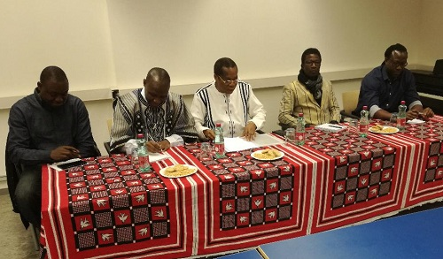 Ambassade du Burkina Faso à Vienne: Echanges directs avec la communauté burkinabè