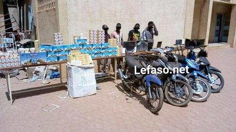 Insécurité dans l'Ouest du Burkina: Quatre réseaux de délinquants démantelés à Bobo-Dioulasso