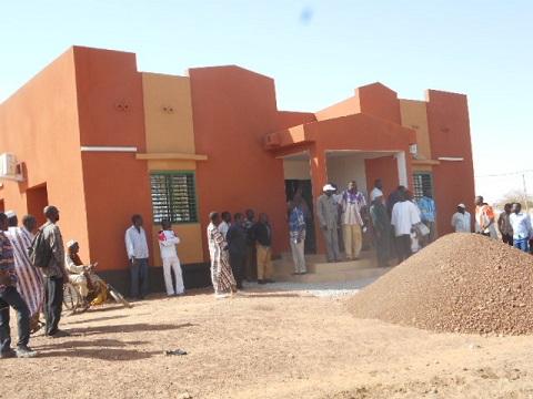 Mine de Karma: Plus de 2 milliards CFA d'investissements pour la relocalisation des populations de Boulounga