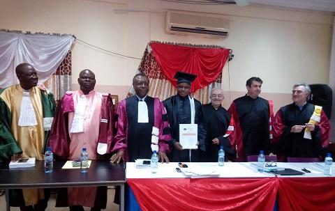 Enseignement supérieur: Kèrabouro Palé désormais docteur en sciences de gestion