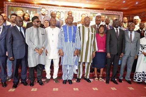 Africallia: 660 hommes d'affaires de 4 continents à Ouaga