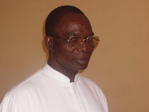 Décès du Père Emmanuel KANSIE: Faire part