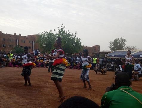 Festival culturel estudiantin de Kossodo: Les promoteurs se félicitent pour la première édition