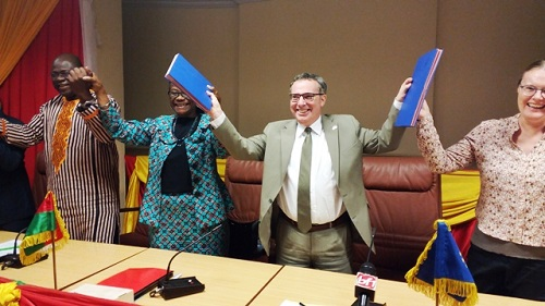Economie: Des partenaires techniques et financiers renouvellent leur confiance au Burkina Faso