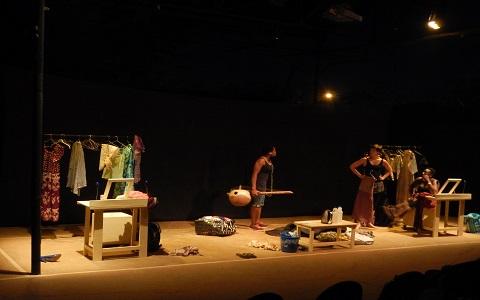 Théâtre: «Illusion», un questionnement sur le monde