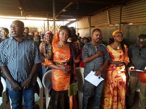 «Journée de l'Elève» de la MJCA: Le maire Raïnatou Ouédraogo invite à combattre la drogue en milieu scolaire