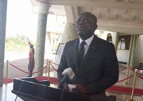 Conseil des ministres: Le directeur provincial de la police nationale du Ziro relevé de ses fonctions
