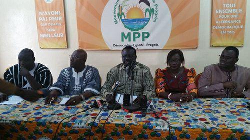 Majorité présidentielle:  De nouveaux partis en renfort pour la mise en œuvre du programme du président du Faso!
