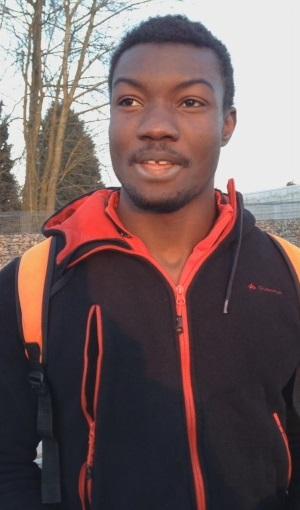 Hugues Fabrice Zango, athlète burkinabè: «Je veux être le premier Africain à monter sur le podium du triple saut mondial»