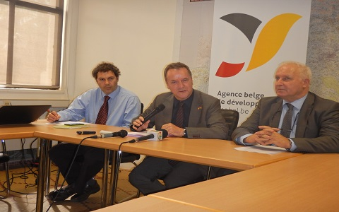 Ambassade de Belgique au Burkina Faso: «Enabel», nouvelle dénomination de l'agence belge de développement