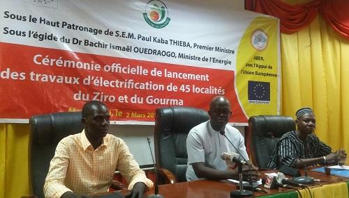 Electrification rurale: Porter au triple le nombre de localités électrifiées en 2020